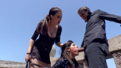 Tina Kay - Budapest Babe Gets Bound and Brutalized (Thumb 05)