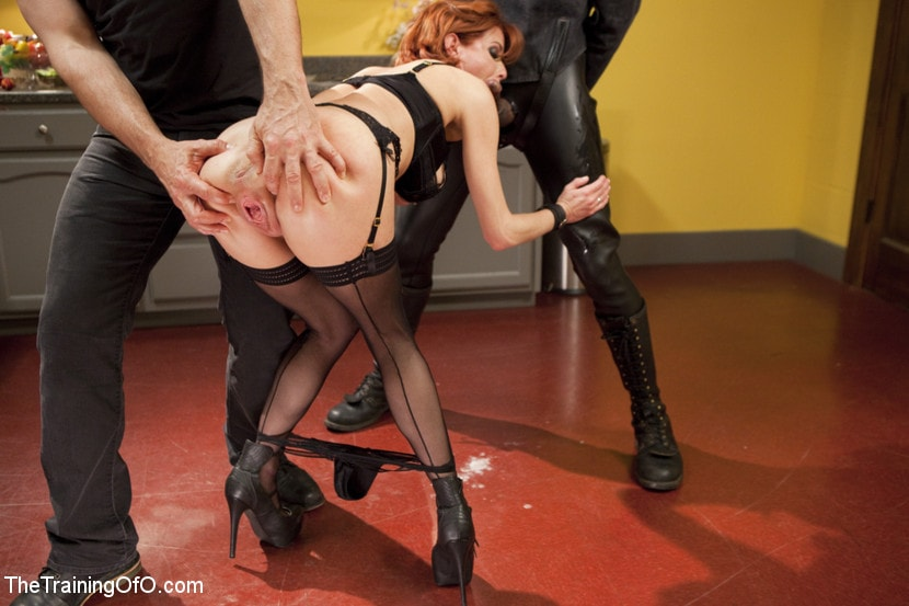 Kink 'The Training of a Nympho Anal MILF, Final Day' starring Veronica Avluv (photo 19)