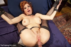 Veronica Avluv - The Training of a Nympho Anal MILF, Final Day (Thumb 12)