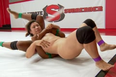 Yasmine Loven - Summer Vengeance Heats up. Brutal, Nail Bitting Match. (Thumb 01)