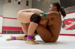 Yasmine Loven - Summer Vengeance Heats up. Brutal, Nail Bitting Match. (Thumb 02)