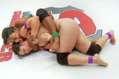 Yasmine Loven - Summer Vengeance Heats up. Brutal, Nail Bitting Match. (Thumb 13)