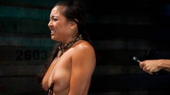 Adrianna Luna in 'Training Adrianna Luna-Day 1'