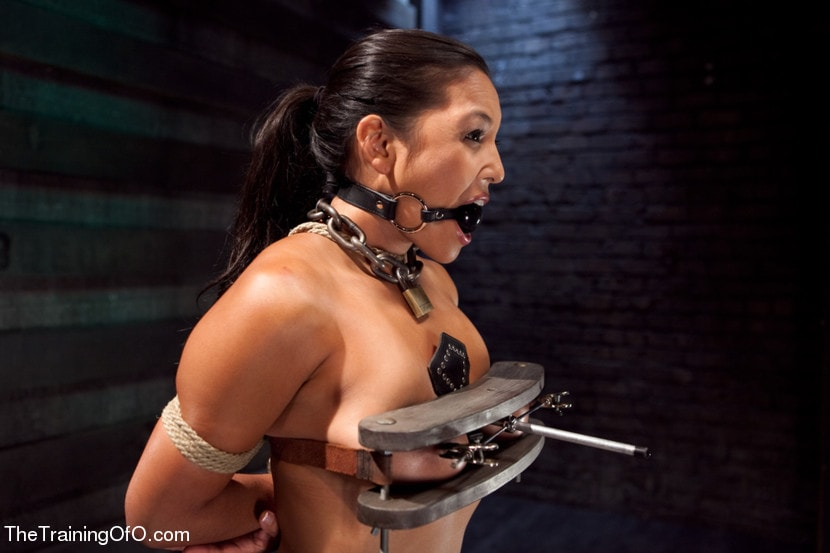 Kink 'Training Adrianna Luna-Day 4 Extreme Torment' starring Adrianna Luna (Photo 1)