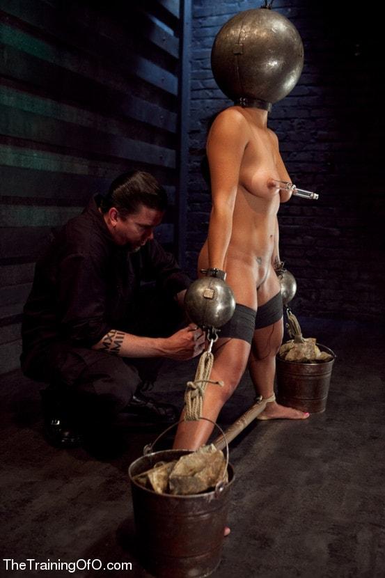 Kink 'Training Adrianna Luna-Day 4 Extreme Torment' starring Adrianna Luna (Photo 7)