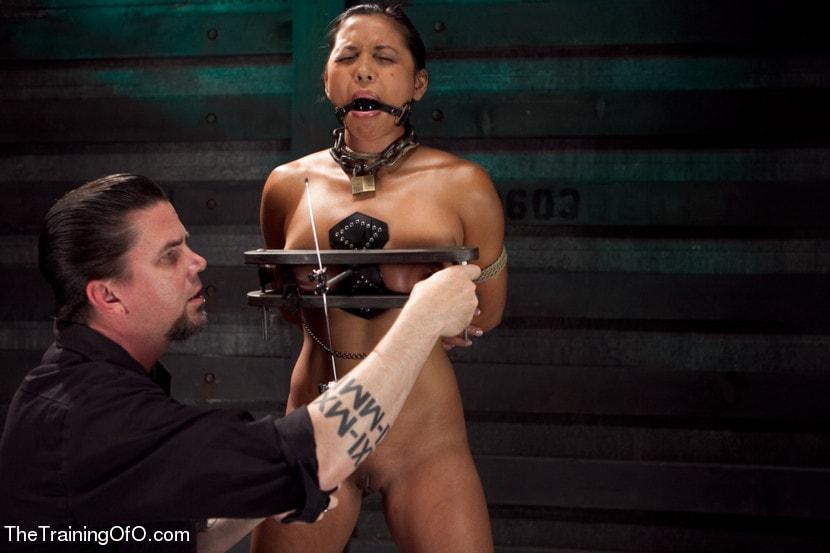 Kink 'Training Adrianna Luna-Day 4 Extreme Torment' starring Adrianna Luna (Photo 8)