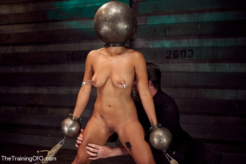 Kink 'Training Adrianna Luna-Day 4 Extreme Torment' starring Adrianna Luna (Photo 13)