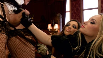 Aiden Starr in 'CAUTION: EXTREME FEMDOM HUMILIATION! Live SissyBisexual humiliation'