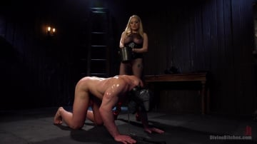 Aiden Starr - Denied and Begging!