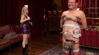 Aiden Starr in 'Feminized and Abandoned'