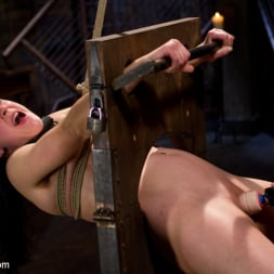 Aiden Starr in 'Kink' First time fisting, check. First anal orgasm, check. (Thumbnail 4)