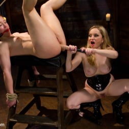 Aiden Starr in 'Kink' First time fisting, check. First anal orgasm, check. (Thumbnail 14)