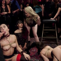 Aiden Starr in 'Kink' Holiday BDSM Slut Orgy turns Fangirl to Sex Slave (Thumbnail 24)