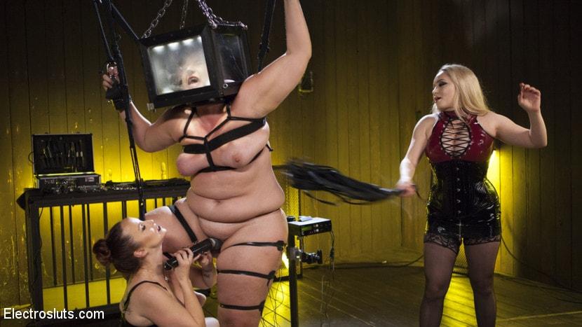 Kink 'Insatiable Electroslut Mimosa Returns!' starring Aiden Starr (Photo 10)