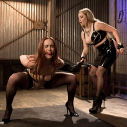 Aiden Starr in 'Kink' Knock That Domme Down A Notch! (Thumbnail 10)