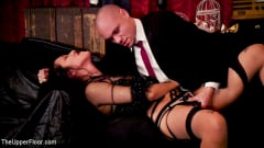 Aiden Starr - Masochistic Anal Sluts Stuffed With Cock at Holiday Ball (Thumb 08)