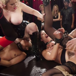 Aiden Starr in 'Kink' Nympho Slave Slut Soaks The Folsom Orgy with Squirt (Thumbnail 10)