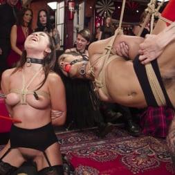 Aiden Starr in 'Kink' Nympho Slave Slut Soaks The Folsom Orgy with Squirt (Thumbnail 15)