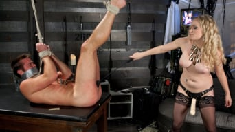 Aiden Starr in 'Objectified Meat For Goddess Aiden Starr'