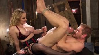 Aiden Starr in 'Sexual Slavery'