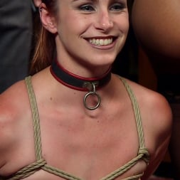 Aiden Starr in 'Kink' Slave Orgy Unchained (Thumbnail 3)