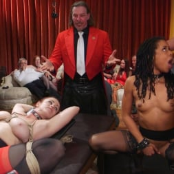 Aiden Starr in 'Kink' Slave Orgy Unchained (Thumbnail 9)