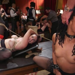 Aiden Starr in 'Kink' Slave Orgy Unchained (Thumbnail 10)