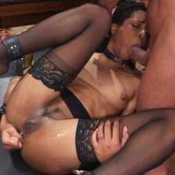 Aiden Starr in 'Kink' Slave Orgy Unchained (Thumbnail 18)