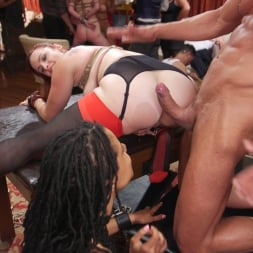 Aiden Starr in 'Kink' Slave Orgy Unchained (Thumbnail 19)