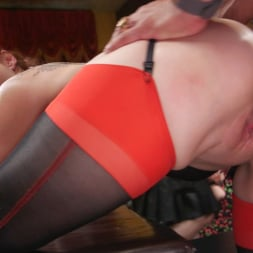 Aiden Starr in 'Kink' Slave Orgy Unchained (Thumbnail 20)
