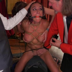 Aiden Starr in 'Kink' Slave Orgy Unchained (Thumbnail 28)