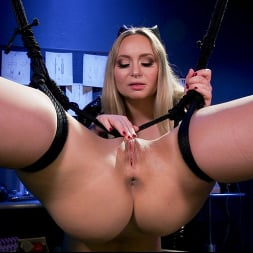 Aiden Starr in 'Kink' The Test Subject: Latex Nurse Aiden Starr Experiments on Gia Derza (Thumbnail 15)