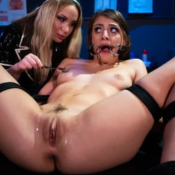 Aiden Starr in 'Kink' The Test Subject: Latex Nurse Aiden Starr Experiments on Gia Derza (Thumbnail 27)