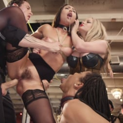 Aiden Starr in 'Kink' The Upper Floor Returns With a Squirting Slave Fuck Fest (Thumbnail 4)