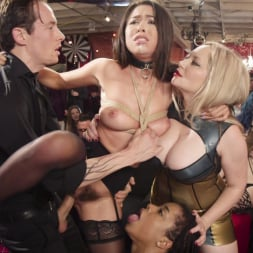 Aiden Starr in 'Kink' The Upper Floor Returns With a Squirting Slave Fuck Fest (Thumbnail 5)
