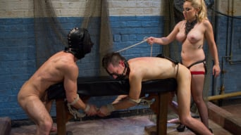 Aiden Starr in 'Ultimate Humiliation, TRUE DEVOTION!!!!'