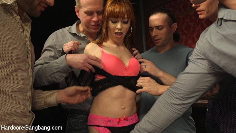 Kink 'in Bachelor Party Pandemonium' starring Alexa Nova (Photo 1)