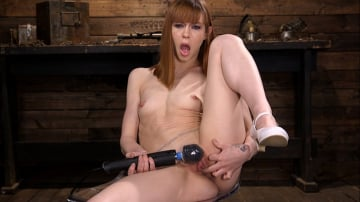 Alexa Nova - Red Head Slut Gets Her Brains Fucked Out!!!