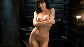 Alia Janine in 'The Mechanic: Huge Natural Tits MILF Fucked and Dominated!'