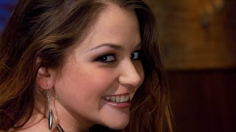 Allie Haze in 'Anal fucking in the bar'
