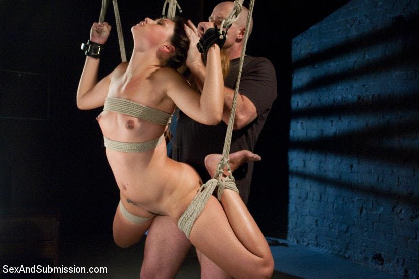 секс на веревках анатолий декламировал