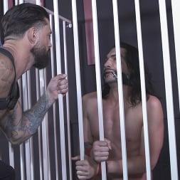 Alpha Wolfe in 'Kink' Cock Slave: Alpha Wolfe Devours Kinky Viktor's Ass RAW (Thumbnail 1)