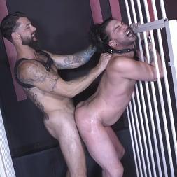 Alpha Wolfe in 'Kink' Cock Slave: Alpha Wolfe Devours Kinky Viktor's Ass RAW (Thumbnail 8)