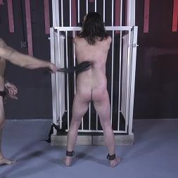 Alpha Wolfe in 'Kink' Cock Slave: Alpha Wolfe Devours Kinky Viktor's Ass RAW (Thumbnail 11)