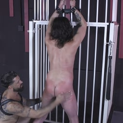 Alpha Wolfe in 'Kink' Cock Slave: Alpha Wolfe Devours Kinky Viktor's Ass RAW (Thumbnail 12)