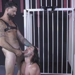 Alpha Wolfe in 'Kink' Cock Slave: Alpha Wolfe Devours Kinky Viktor's Ass RAW (Thumbnail 15)