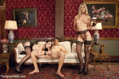 Amanda Tate - Lovely Slave Twin Set Trained to Please our Guest (Thumb 04)
