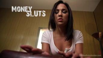 Amara Romani in 'Money Sluts'