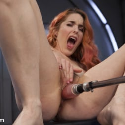 Amarna Miller in 'Kink' Spanish Red Head Machined Fucked Into Uncontrollable Orgasms!! (Thumbnail 4)