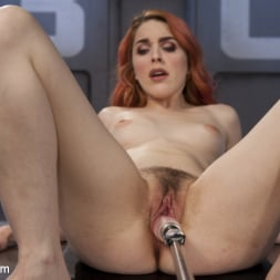 Amarna Miller in 'Kink' Spanish Red Head Machined Fucked Into Uncontrollable Orgasms!! (Thumbnail 6)
